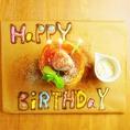 ◆歓送迎会・誕生日・記念日に◆主役へのサプライズプレゼント♪誕生日や記念日など、大切な日のおもてなしもお任せください。まずはお電話でご相談ください。キャストが心をこめてお祝いさせていただきます!