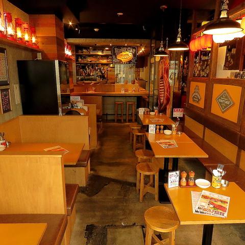 神田の肉バル RUMP CAP(ランプキャップ) 立川店|店舗イメージ5