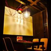 ■完全個室■シャンデリア灯る和風個室