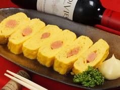 明太子in玉子焼/チーズin玉子焼: 通常サイズ
