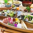【本格的な創作和食】kuwanでは様々な創作和食料理をリーズナブルに美味しくお楽しみ頂けます。会社仲間との飲み会やプライベート利用にも最適です。彩り豊かなお野菜や新鮮なお魚を使い、素材の美味しさを生かした和食料理をお楽しみください★