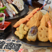 日本一の串かつ 横綱 難波本館のおすすめ料理2