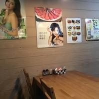 韓国情緒に店内は、満たされています☆