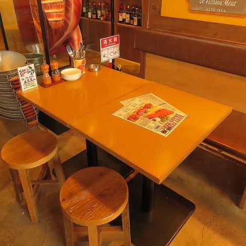 神田の肉バル RUMP CAP(ランプキャップ) 立川店|店舗イメージ6