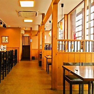 蔵出し味噌 麺屋壱正 小牧本店の雰囲気1