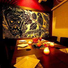 鉄板焼き&Grill リゾート個室Dining slow♪