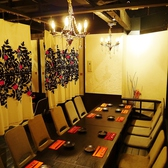 ■完全個室■20名様前後のご宴席に。