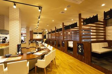 農家と漁師の台所 北海道レストラン 仙台長町店の雰囲気1