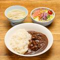 料理メニュー写真牛たんカレー定食