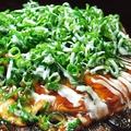 料理メニュー写真ピリ辛ハイカラ焼き