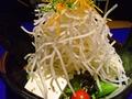 料理メニュー写真大根と水菜のさっぱりサラダ