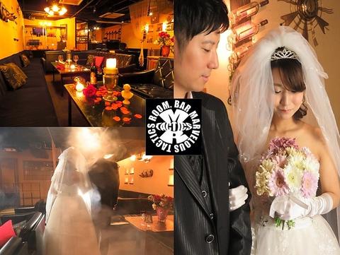 [パーティー&お祝いにお勧め]お祝いシャンパンタワーorケーキ付プランは3100円~♪