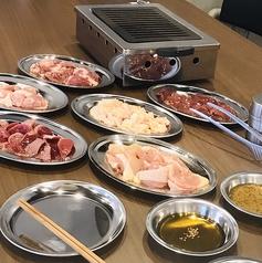 大衆鶏焼肉 鶏としのおすすめ料理1
