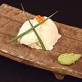 料理メニュー写真秋田美人(自家製チーズ豆腐)