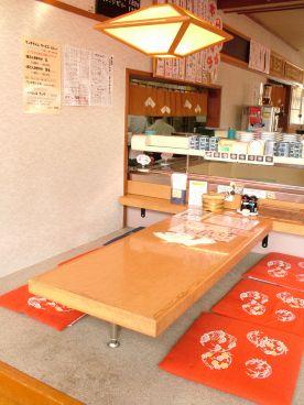 丸寿司 石山店の雰囲気1