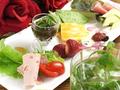料理メニュー写真☆おまかせオードブル☆毎日変わるマスターのお勧めの物を盛り合わせます。