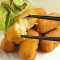料理メニュー写真サクッとチーズロール