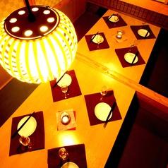 ◇◆ 有名デザイナー監修!和モダン個室 ◆◇