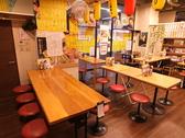 2名様~8名様までご利用しやすいテーブル席有◎雰囲気の良さと料理の味に自信あります。一度訪れると何度も訪れたくなるような居酒屋です。
