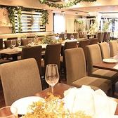最大130名様までご宴会可能!会社の歓送迎会や忘新年会、結婚式の二次会まで使用用途は様々♪昼宴会も明るく開放的な空間でお楽しみいただけます☆