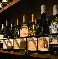 ワインは60種類以上!
