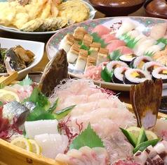 長崎市 浜口町 すし善のおすすめ料理1