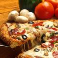 ピザのテイクアウトも承っております!!