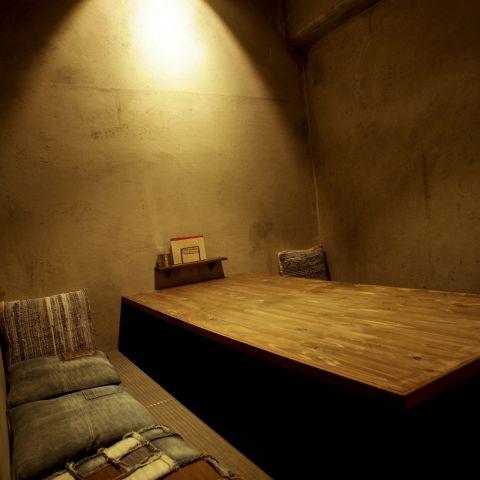 個室でゆったり宴会におすすめ♪空席があれば、2名様からでもOK♪お電話でご確認ください★