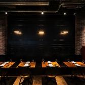 ◆バル◆壁際のソファが特徴のバルフロア。カジュアルに軽く飲むだけでも、しっかりとしたお食事にもご利用いただけます。