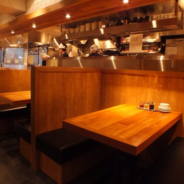 渋谷餃子の雰囲気1