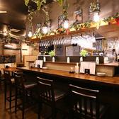 ワインバル ビストロ パッチョ 守谷店の雰囲気3