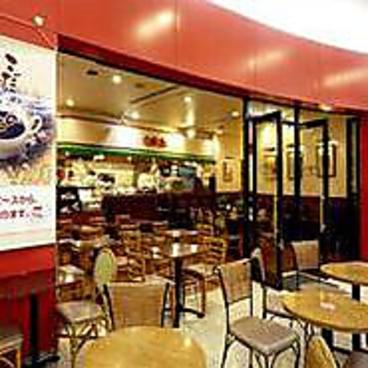 イタリアン・トマト カフェジュニア 東京オペラシティ店の雰囲気1