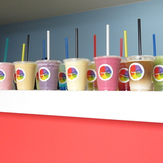 Rainbow juiceの写真