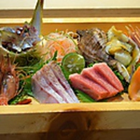 富久鮨が誇る店主の匠の技をご堪能頂けます。