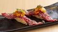 料理メニュー写真うにく寿司