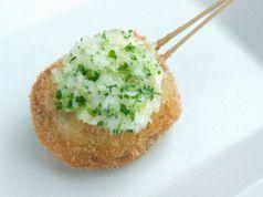 料理メニュー写真生椎茸