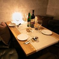 【完全個室完備】女子会・誕生日会・ご宴会におすすめ♪