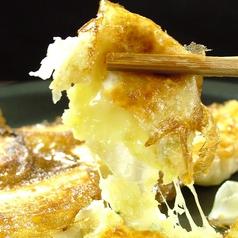 とろけるチーズ餃子(5個)