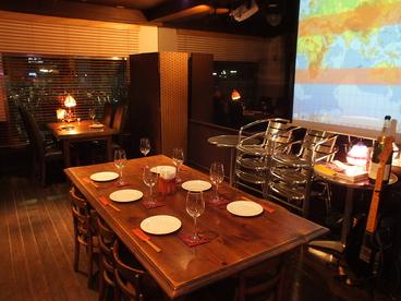ワイン酒場 武蔵境 BYBLOSの雰囲気1