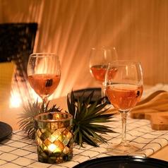 プライベートなシーンにオススメできる☆落ち着いた雰囲気はお客様だけの空間になります♪女子だけの飲み会にも◎