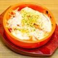 料理メニュー写真トマトとしらすのチーズ焼き