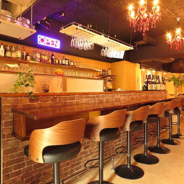木戸番 Cafe Loungeの雰囲気1
