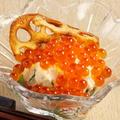 料理メニュー写真海の親子ポテトサラダ