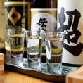 日本酒・焼酎も豊富に取り揃えております♪日本酒フェア、数量限定の焼酎フェアも同時開催中!!千種駅からすぐで、会社帰りのサク飯にもぴったり♪