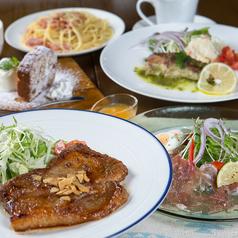三丁CAFEのおすすめ料理1