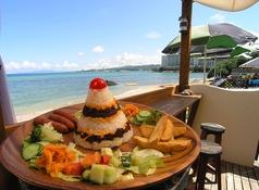 浜辺のTipi Cafe アルガイド沖縄の写真