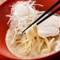 料理メニュー写真3種の麺から選べる 鶏白湯ラーメン