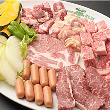焼肉はなぶさのおすすめ料理1