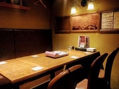 函館ウェスタンキッチン すすきの店の雰囲気1