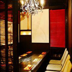 ■完全個室■四方が壁の完全個室です
